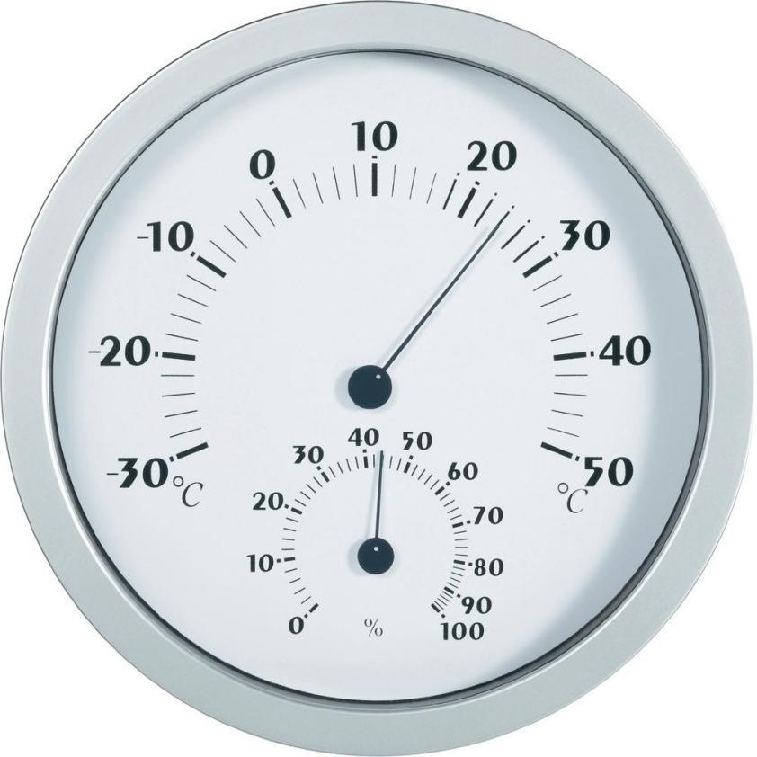 Jam termometer